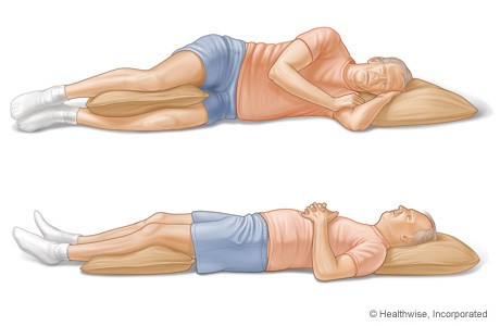 Sleeping Positions to Prevent Snoring