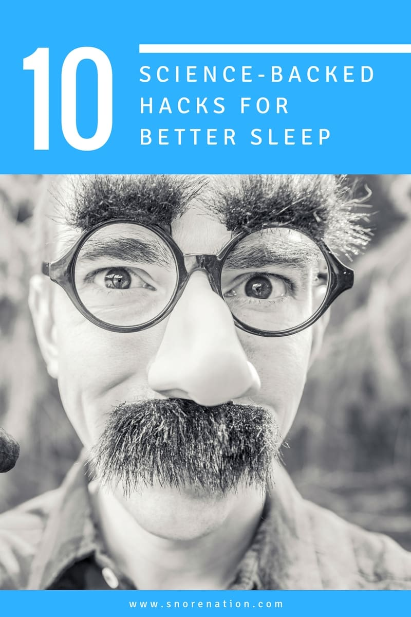 Science-Backed Hacks for Better Sleep