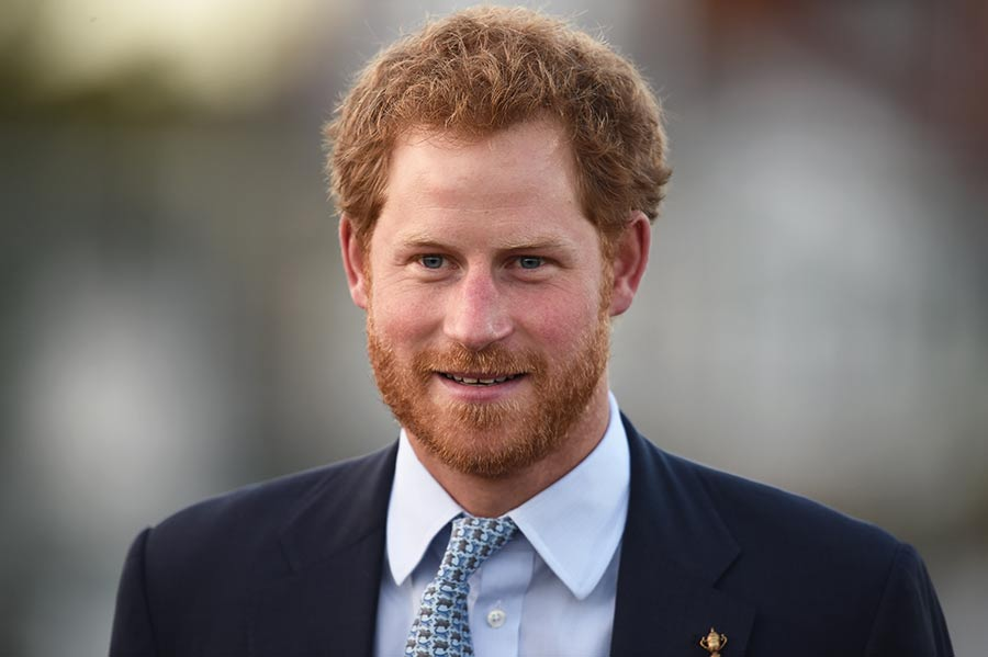 Prince Harry snores