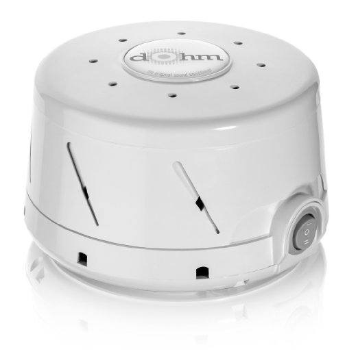 Marpac Dohm-DS All-Natural White Noise Sound Machine