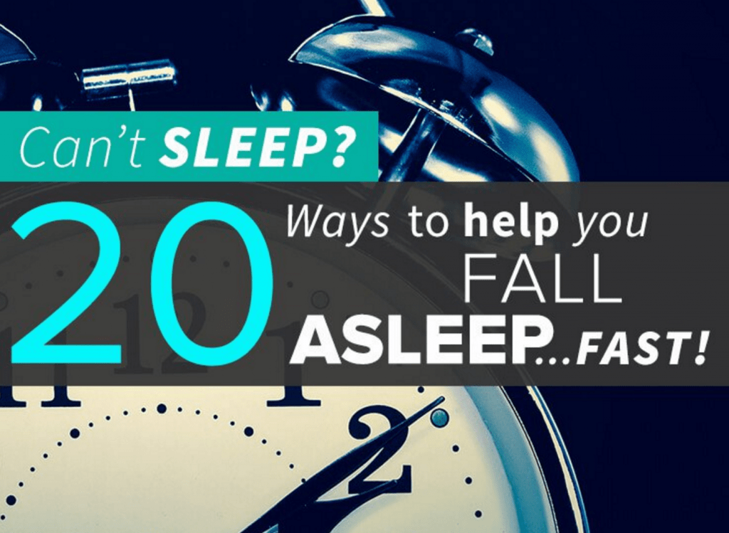 What Foods Can Help Me Fall Asleep