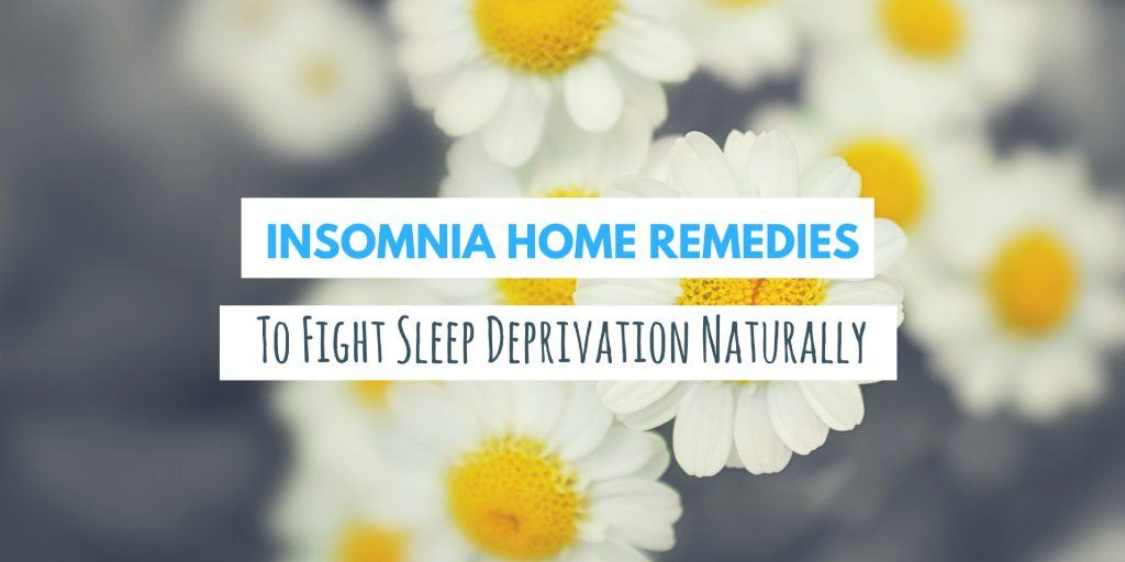 Natural Insomnia Home Remedies