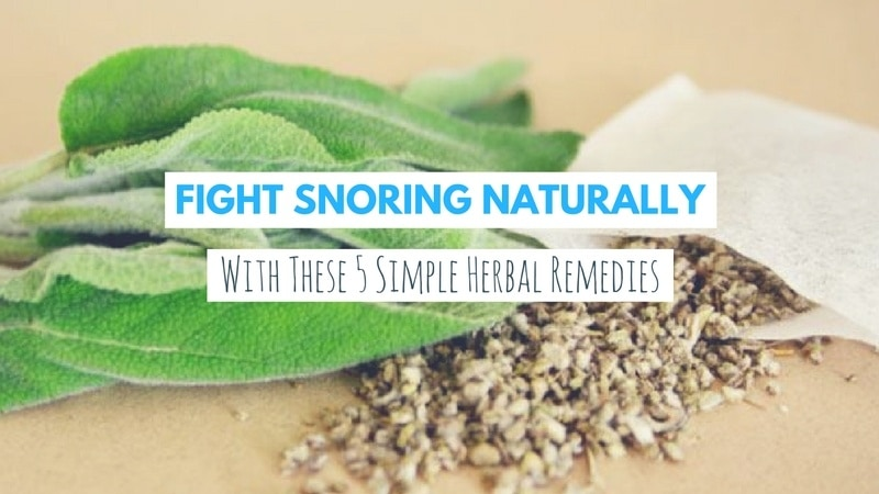 herbal-remedies-for-snoring