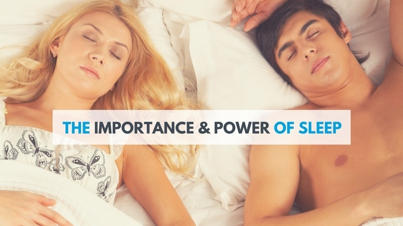 Importance and Power Of Sleep