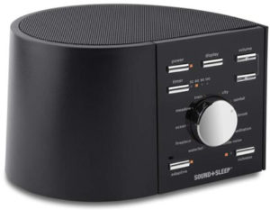 modern white noise machine